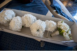 Bridal bouquets for Ravello Wedding