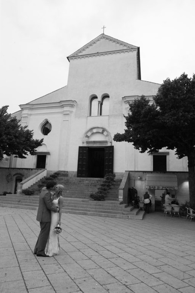 Ravello Duomo for wedding with catholic ceremony