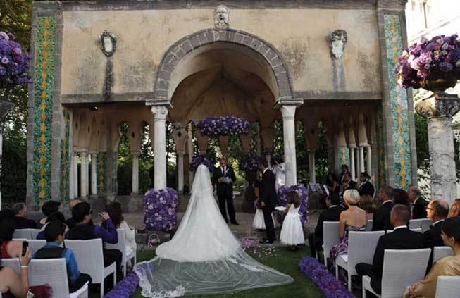 Ravello Weddings In Exclusive Villa