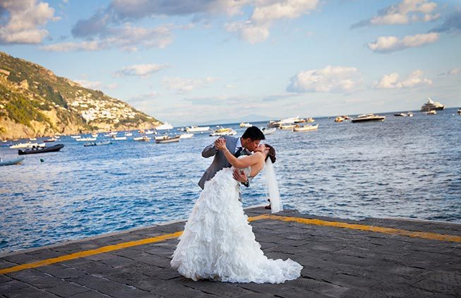 Positano Wedding Sotara & Wilfred