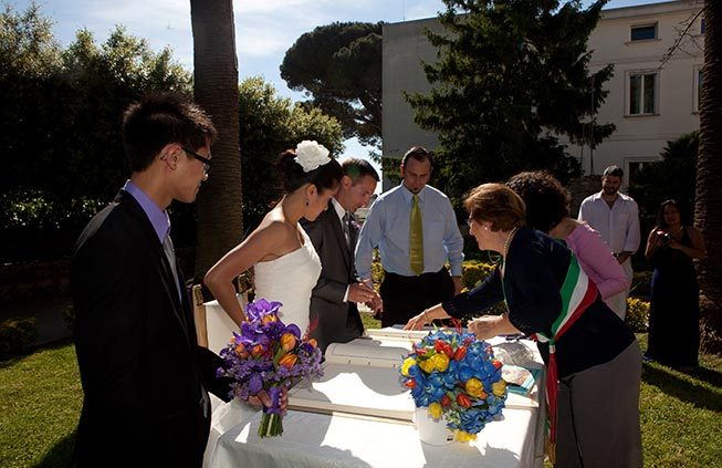Capri Ceremony Civil Wedding