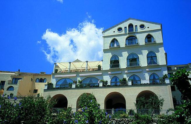 Luxury hotel for wedding in ravello amalfi italy for Hotel luxury amalfi