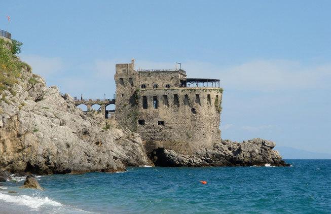 Maiori Wedding in Norman Tower | Amalfi Coast, Italy
