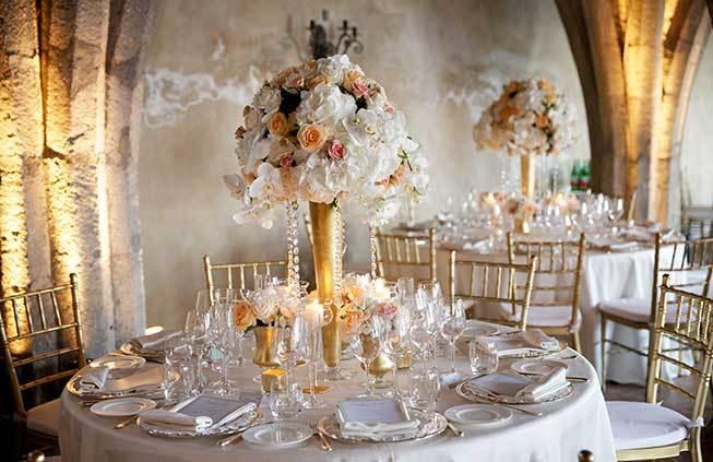 Amalfi Coast Weddings Florist And Flowers