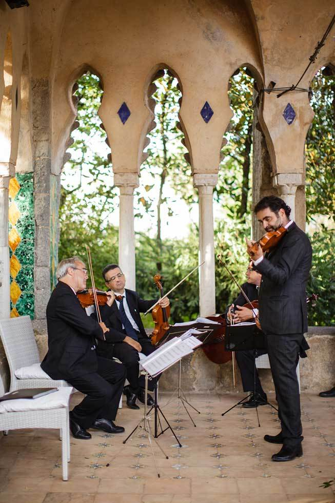 String Quartet For Wedding Ceremonies