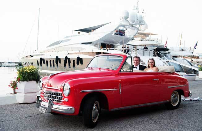 Services: Wedding Transportation