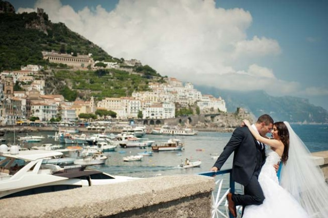 Testimonial Amalfi Wedding Allan and Daniela