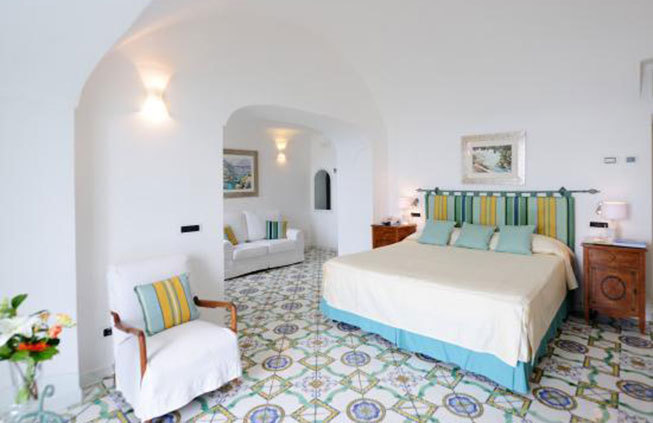 Accommodation in Amalfi