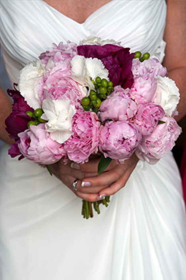 Flowers for Wedding Bouquet