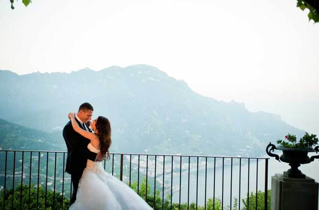 Testimonials Amalfi Wedding Allan and Daniela