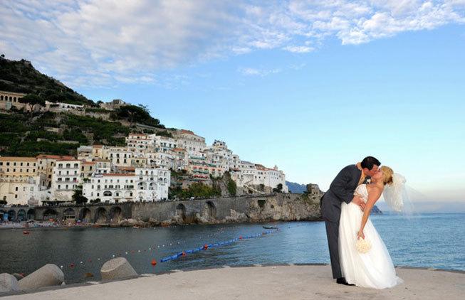 Weddings On The Amalfi Coast Ravello Positano Sorrento Capri