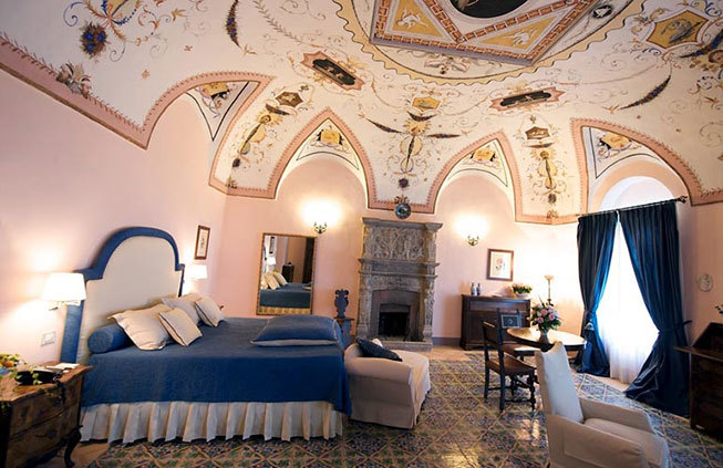 Accommodation in Ravello