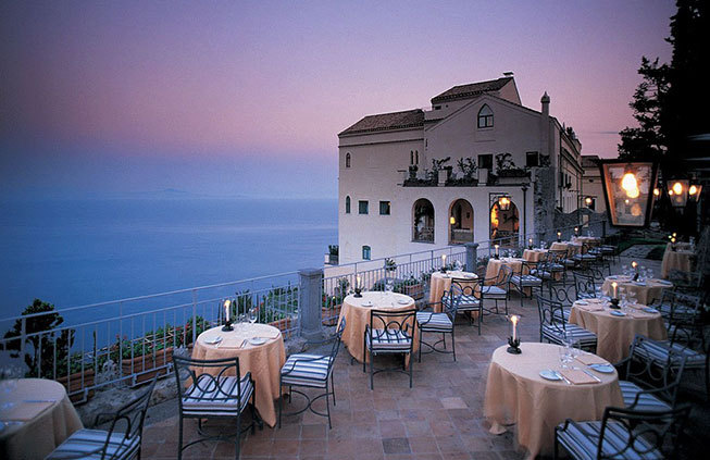 Accommodation on the Amalfi Coast
