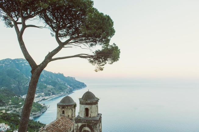 Panorama of Ravello