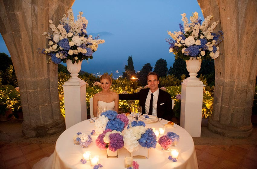 Weddings On The Amalfi Coast Ravello Positano Soro Capri